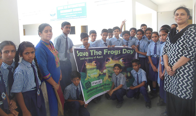 Save The Frogs Day Rajasthan