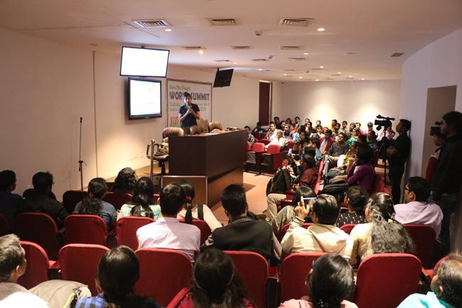 india-world summit 2019 kolkata  ashwika kapur