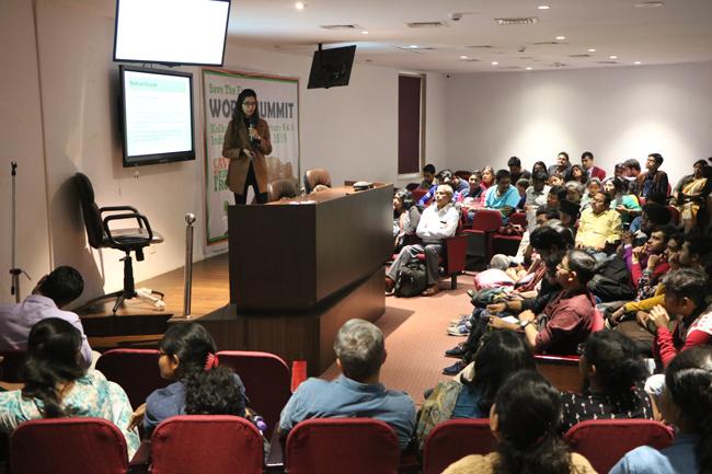 india save the frogs world summit 2019 kolkata bandana adhikari