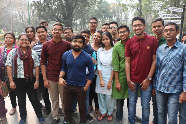 india save the frogs world summit 2019 kolkata students