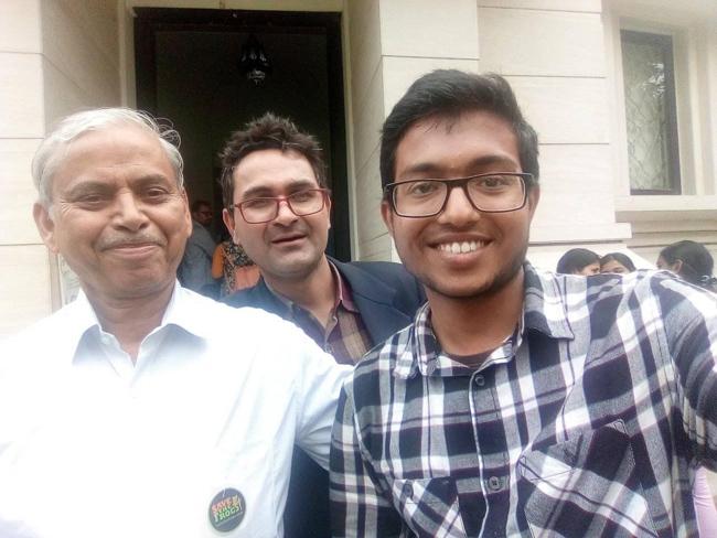india save the frogs world summit 2019 kolkata krishan sharma