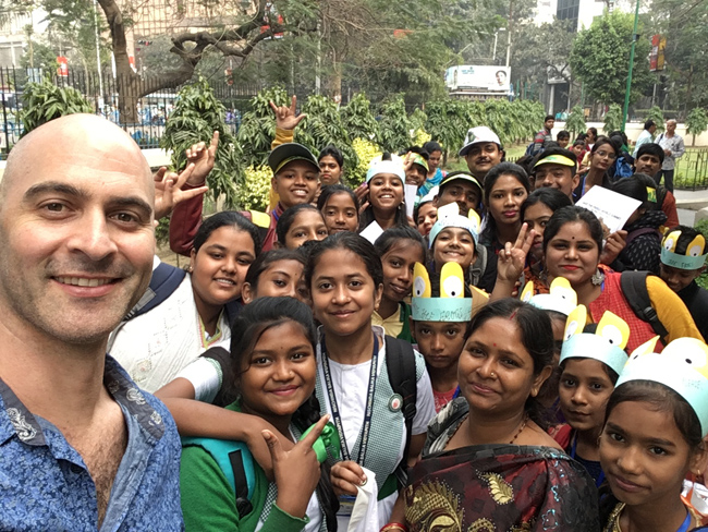 india save the frogs world summit 2019 kolkata