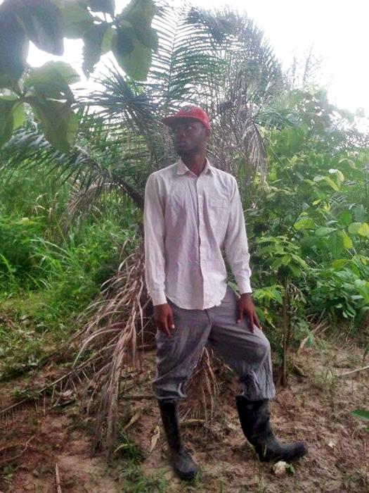 isaac nyame save the frogs ghana 2016 intern