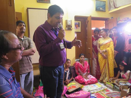 kolkata rahara nibedita 2018 apurba speaks