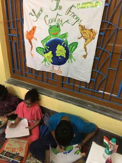 kolkata rahara nibedita 2018 kids art 10