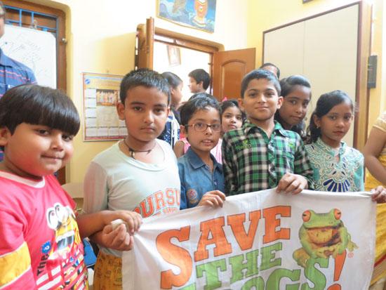 kolkata rahara nibedita 2018 kids flag 1