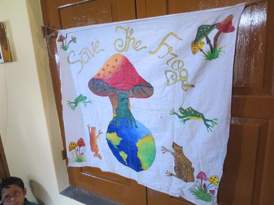 kolkata rahara nibedita 2018 mushroom