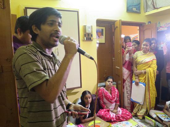 kolkata rahara nibedita 2018 speech