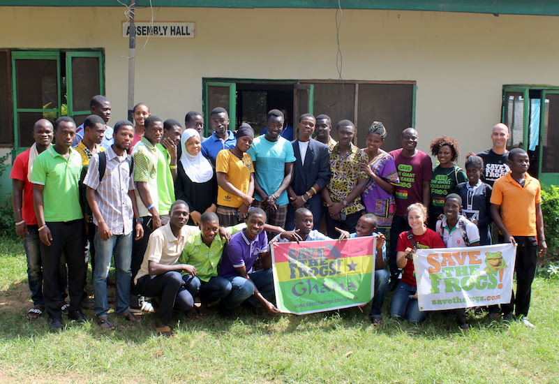 kumasi institute tropical agriculture ghana expedition 2016