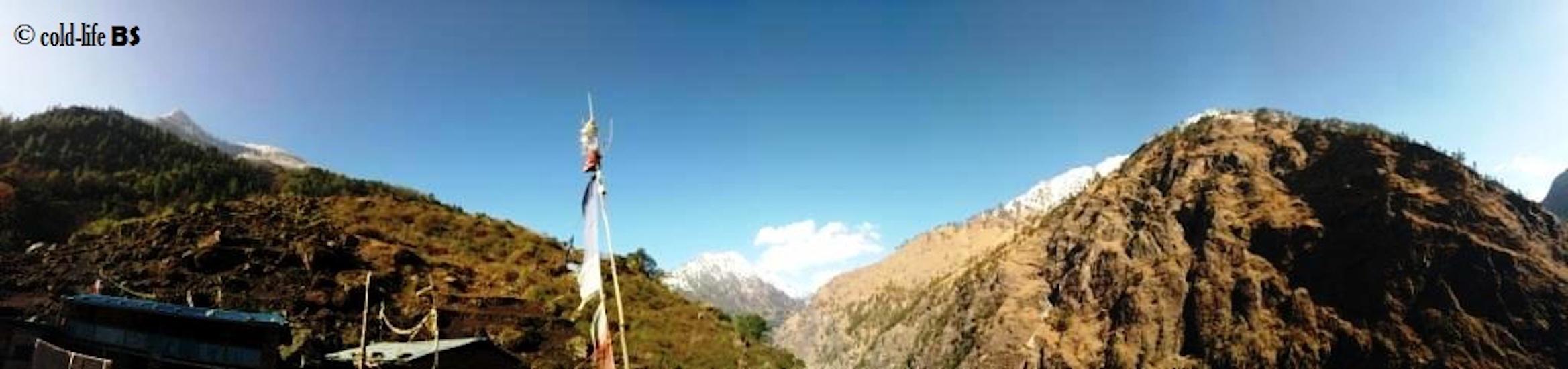manaslu Manaslu panorama biraj shrestha