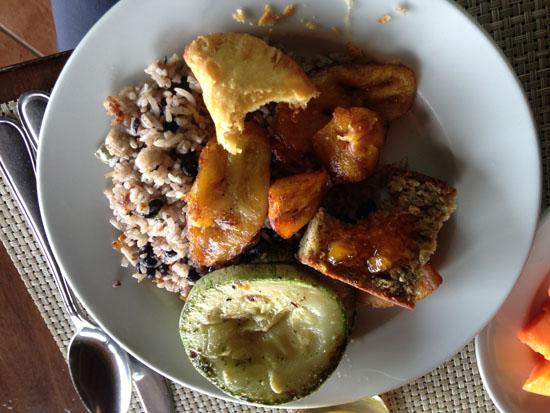 monteverde food 1