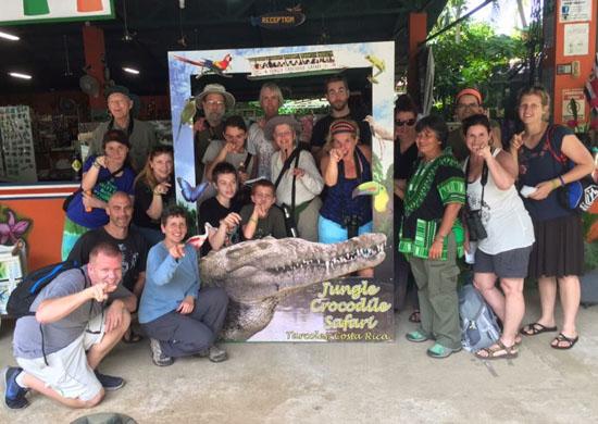 pacific crocs group tarcoles