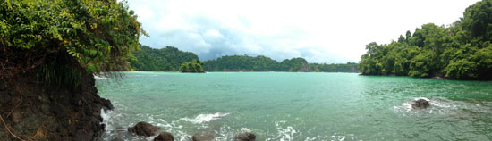 pacific manuel antonio puerto escondido panorama
