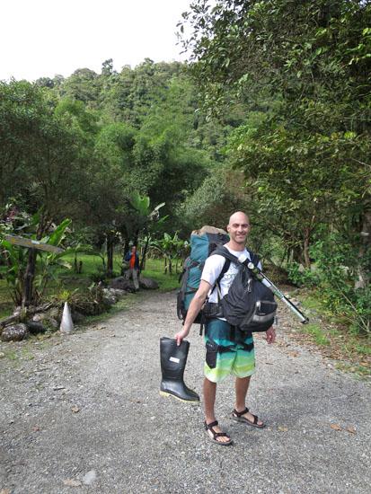 quijos kerry backpacker