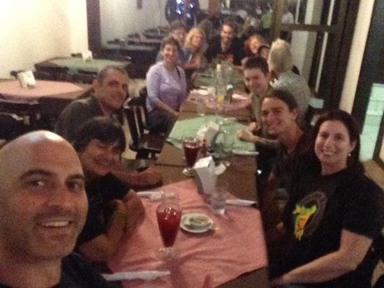 san jose dinner group night1