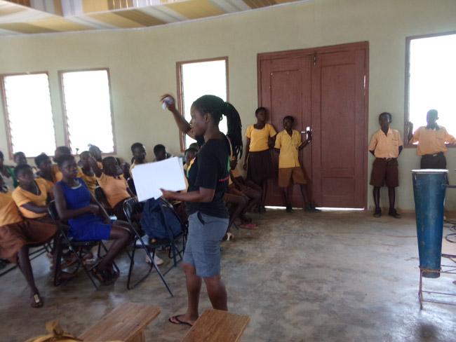 sandra owusu-gyamfi young scholars