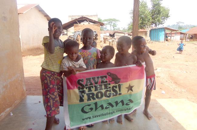 Yawkrom Ghana Kids