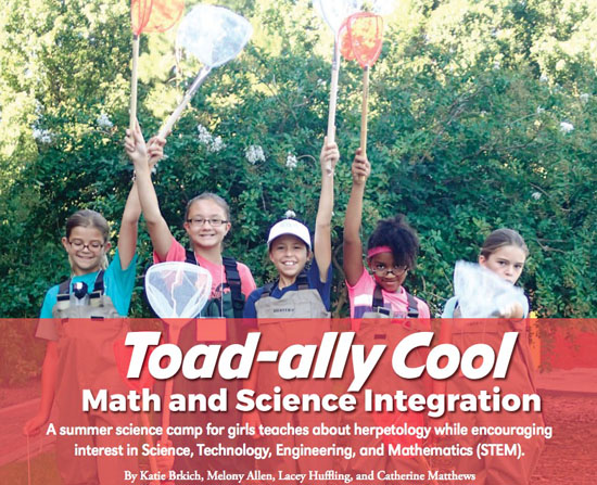 toadally cool