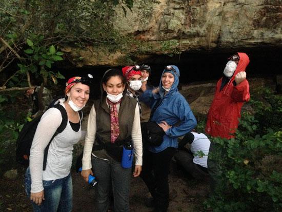 tobati bat cave frogs