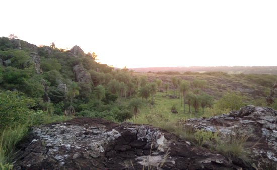 tobati sunset view