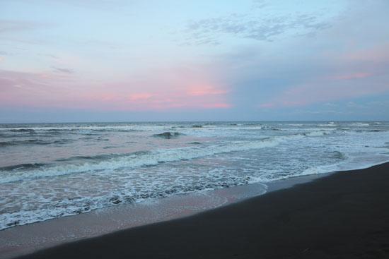 tortuguero beach sunset 5