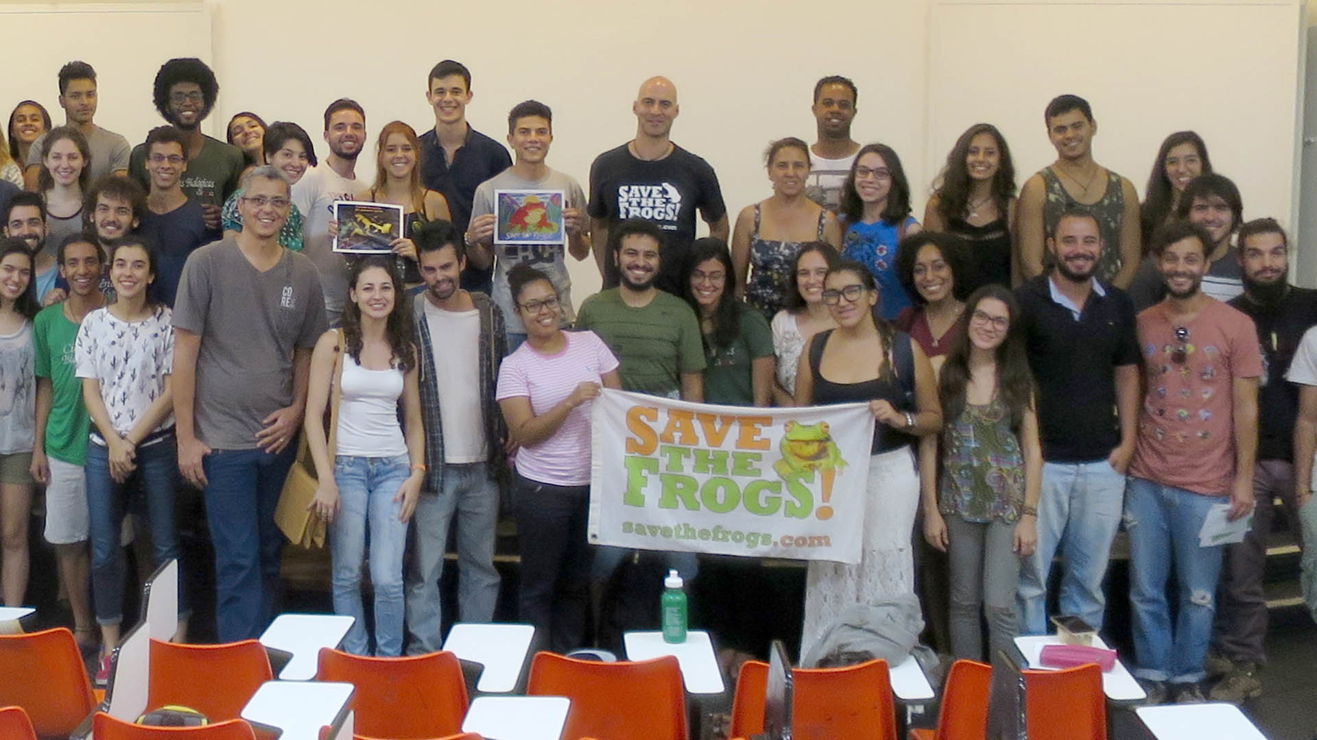 UFMG Save The Frogs