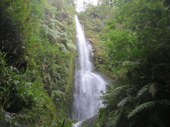 villa carmen manu waterfall