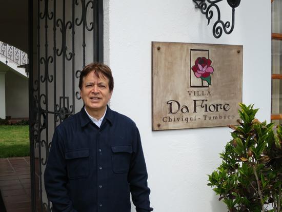 villa da fiore owner