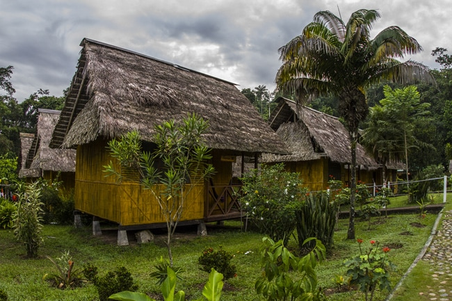 Yarina Lodge Ecuador